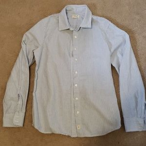 Land's End Button Down